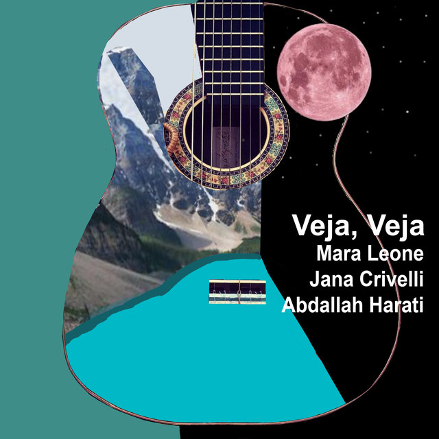Cover art for album  by Abdallah Harati, Jana Crivelli, Mara Leone