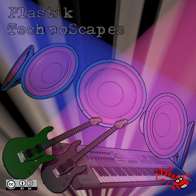 Plastik, Techno Scapes