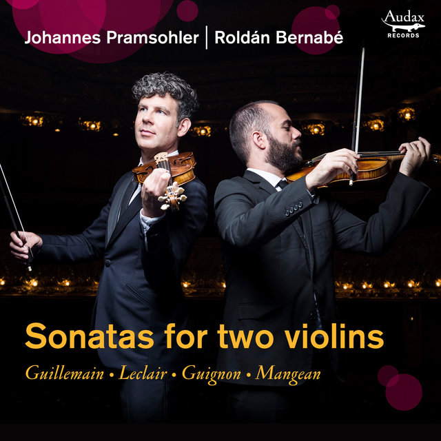 Sonatas for two violins