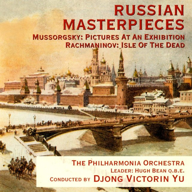 Russian Masterpieces