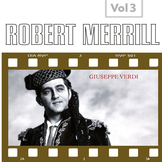 Robert Merrill, Vol. 3 (1956)