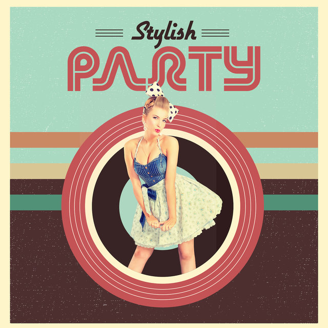 Stylish Party - Retro Instrumental Jazz Music for Elegant Parties, Pin-Up, Retro or Last Century Party (From the 1920s Onwards)