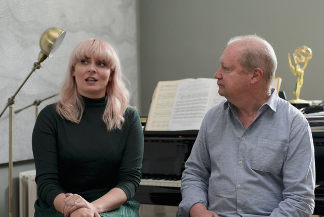 John Lunn and Eivør: The Freedom of Composing Music for The Last Kingdom