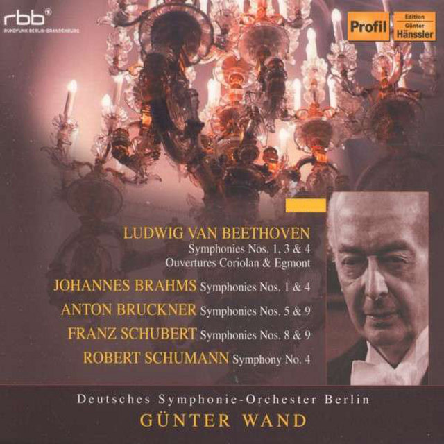 Deutsches Symphonie-Orchester Berlin / Gunter Wand