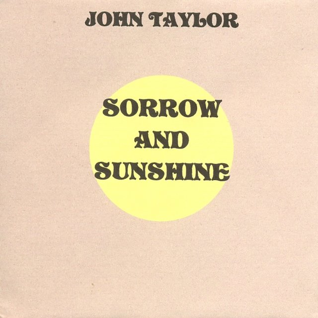Sorrow And Sunshine