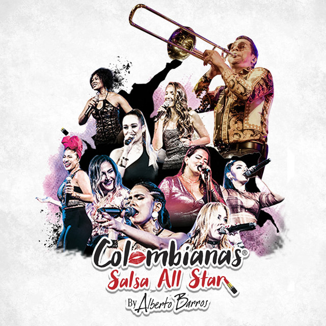 Colombianas Salsa All Star
