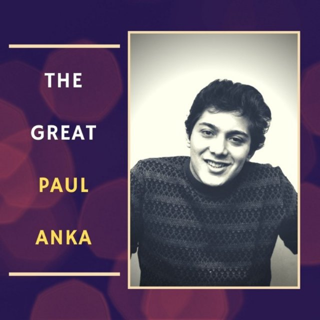 The Great Paul Anka