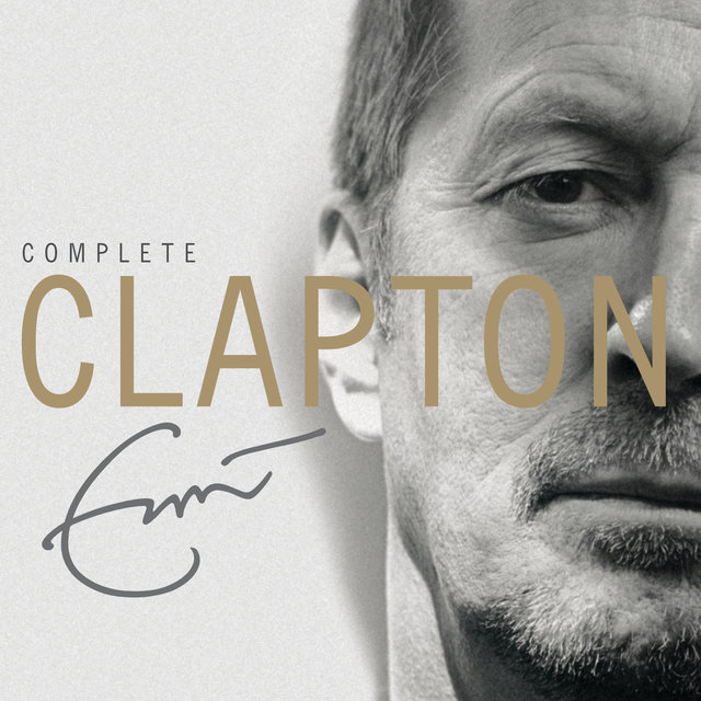Complete Clapton (comm CD (set))