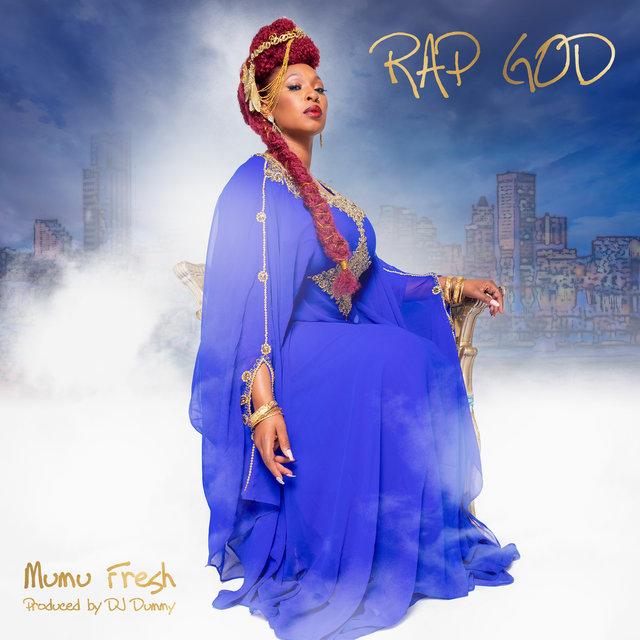 Cover art for album Rap God by Mumu Fresh