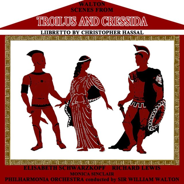 Scenes From Troilus And Cressida