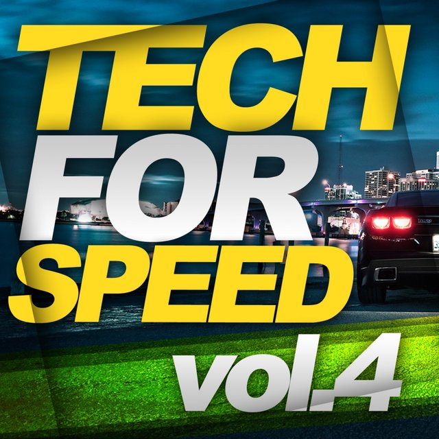 Tech For Speed Vol.4 - Downtown Edition