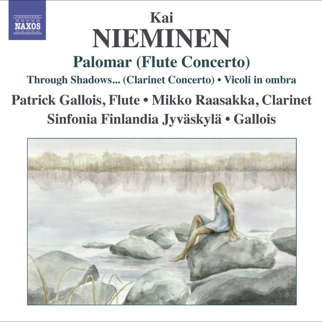 "Nieminen, K.: Palomar / Clarinet Concerto, ""Through Shadows I Can Hear Ancient Voices"" / Vicoli in Ombra"