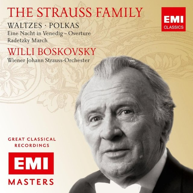 The Strauss Family: Waltzes & Polkas