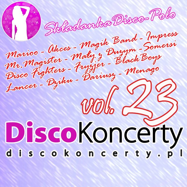 DiscoKoncerty vol. 23