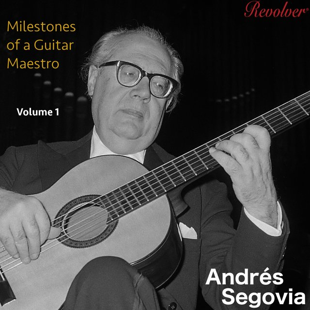 Milestones of a Guitar Maestro Volume 1