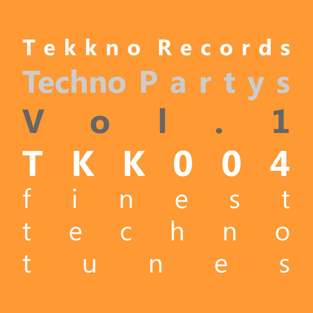 Techno Partys Vol.1