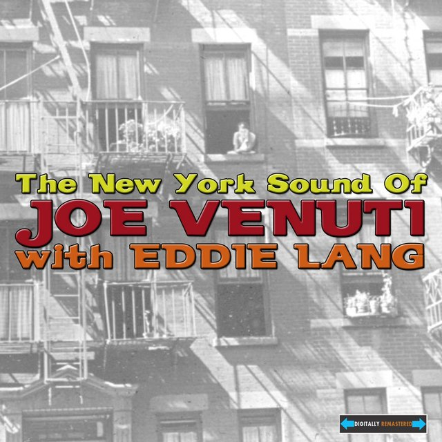 The New York Sound of Joe Venuti