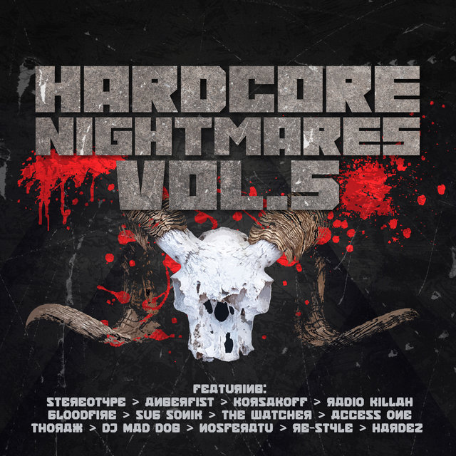 Hardcore Nightmares, Vol. 5
