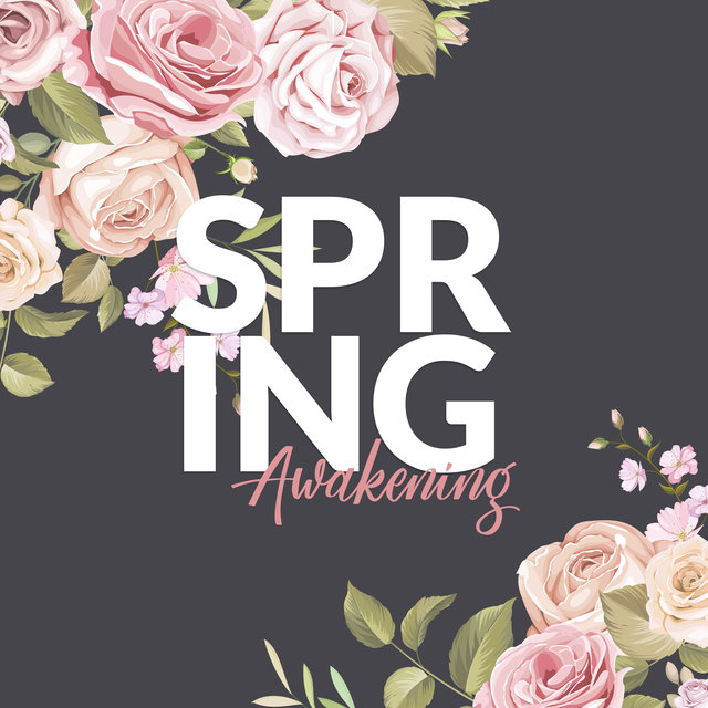 Spring Awakening – Water, Deep Sleep, Relaxation Music, Ambient Sounds