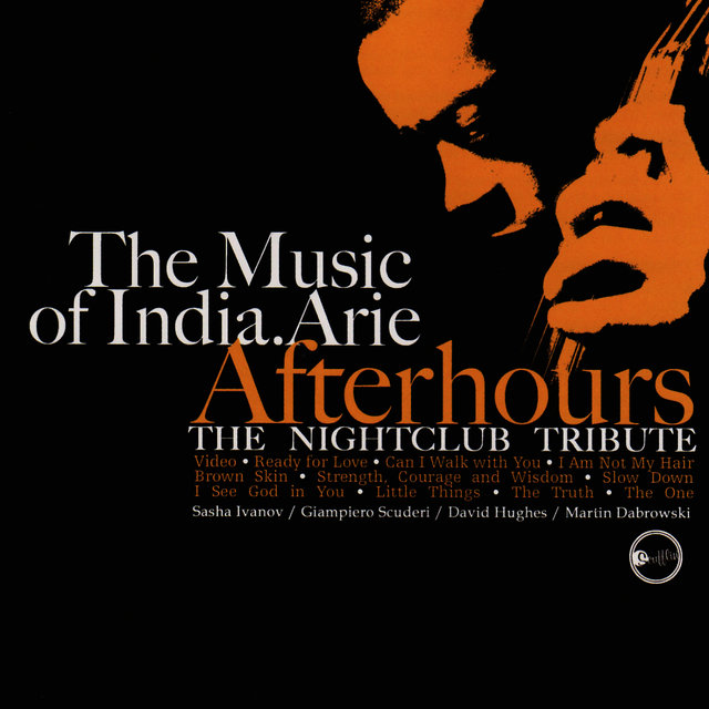 The Music of India.Arie: The Nightclub Tribute