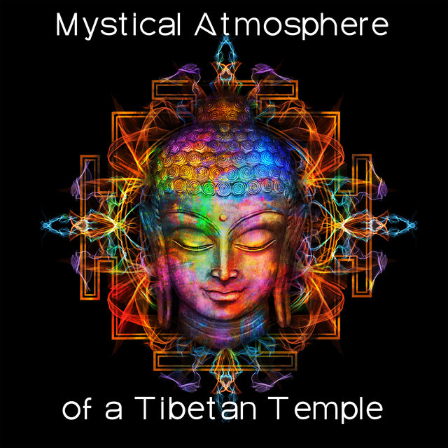 Mystical Atmosphere of a Tibetan Temple - Collection of Ambient Sounds of Tibetan Gongs and Bowls, Chants, Asian Zen Meditation, Calm Mind, Third Eye, Astral Projection, Monks