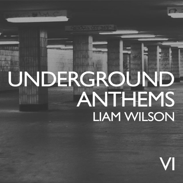 Underground Anthems 6 (Mixed by Liam Wilson)