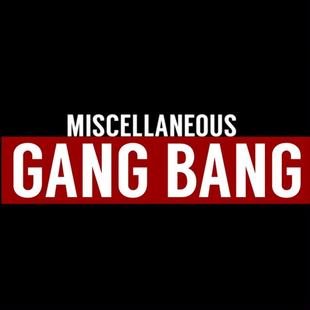 Gang Bang - Single