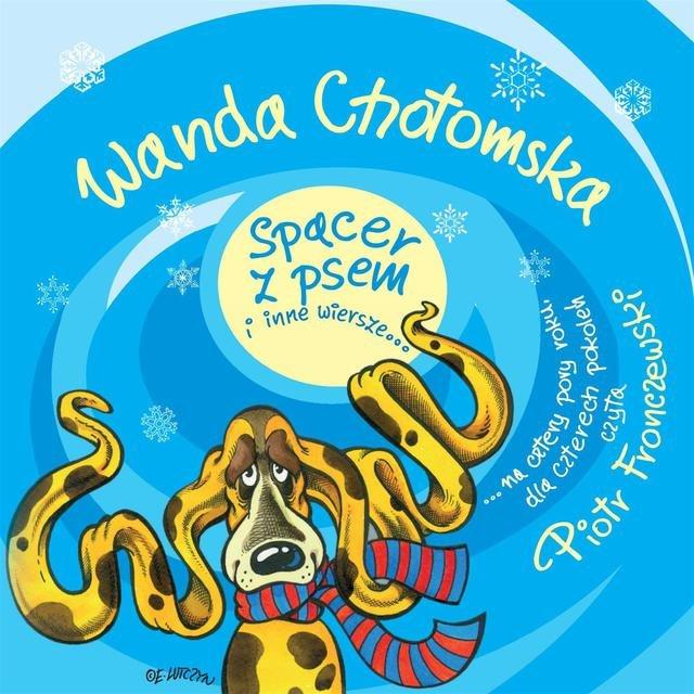 Listen To Wanda Chotomska Spacer Z Psem I Inne Wiersze