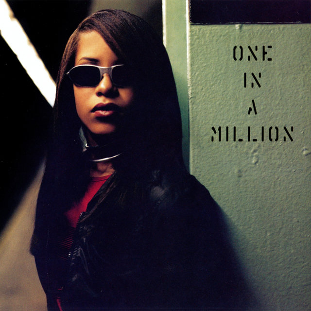 Cover art for album One In A Million by Aaliyah