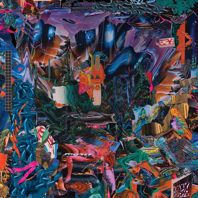 Cover art for album Cavalcade by black midi