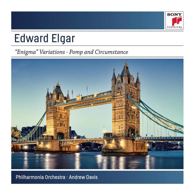 Elgar: Enigma Variations, Op. 36; Pomp and Circumstance Marches Nos. 1-5, Op. 39