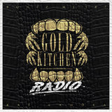 Gold Kitchen Radio