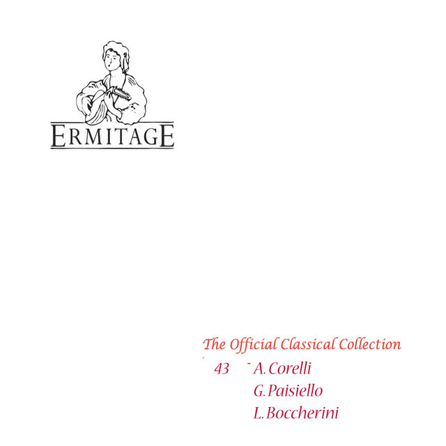 The Official Classical Collection n 43