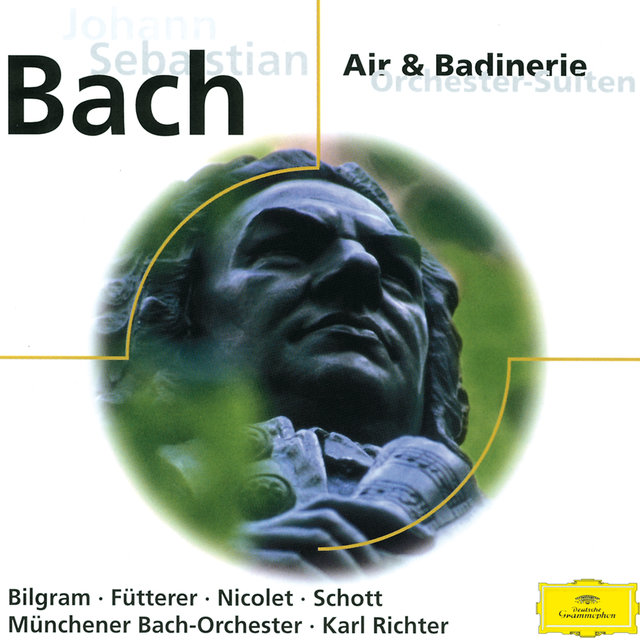 Bach: Orchestral Suite No.2 In B Minor BWV 1067