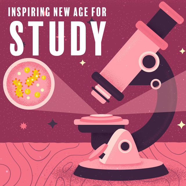 Inspiring New Age for Study - Intellectual Stimulation, Focus Control, Reading Comprehension, Smart & Brilliant, Visualization & Imagination, Simple Solution