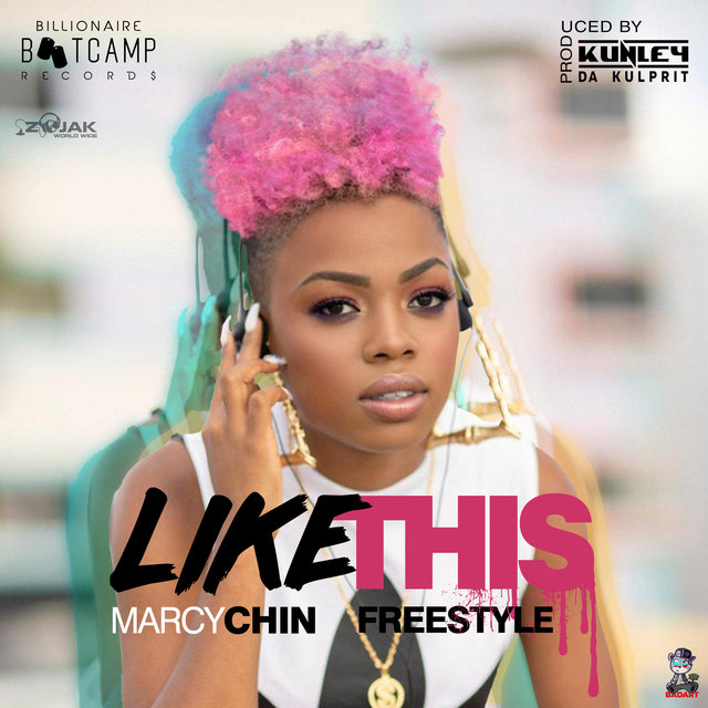 Like This [Freestyle] (feat. Marcy Chin) - Single