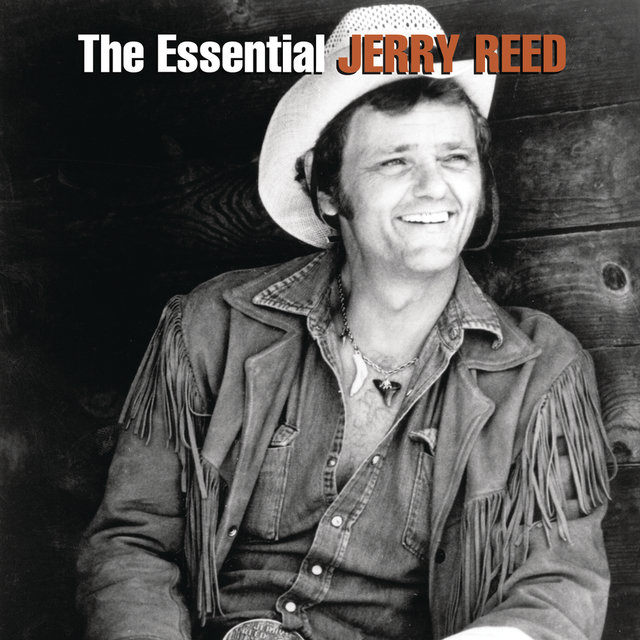 Cover art for album  by Jerry Reed
