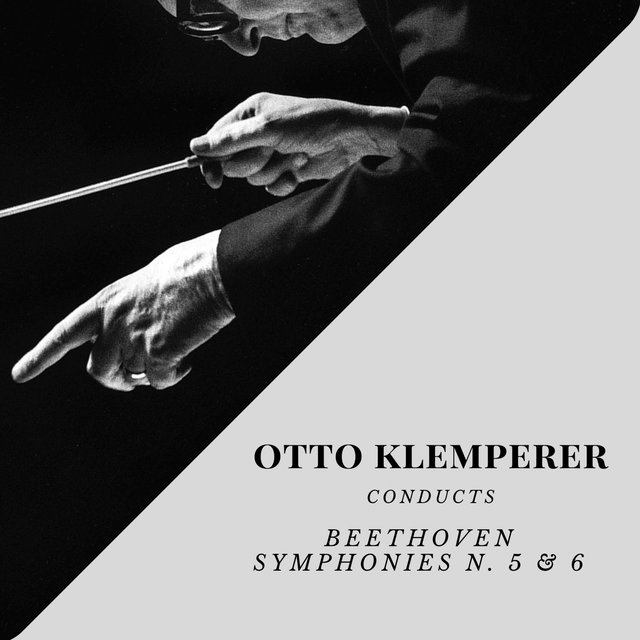 Otto Klemperer conducts Beethoven