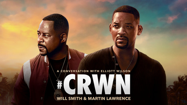 Cover art for album  by CRWN, Will Smith, Martin Lawrence