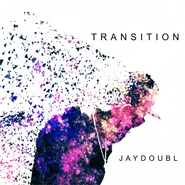 Cover art for album Transition by JayDoubL