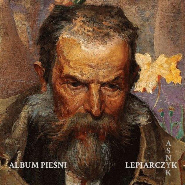 Cover art for album Album Pieśni by KRZYSZTOF LEPIARCZYK
