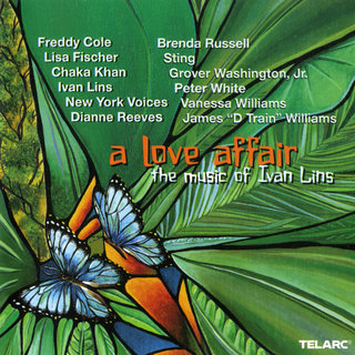 Dianne reeves tidal a love affair the music of ivan linsvarious artists stopboris Choice Image