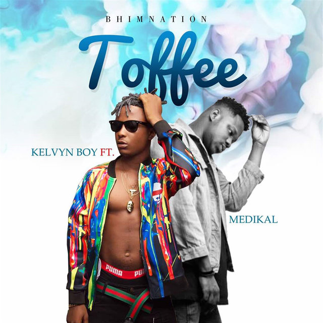 Toffee (feat. Medikal)