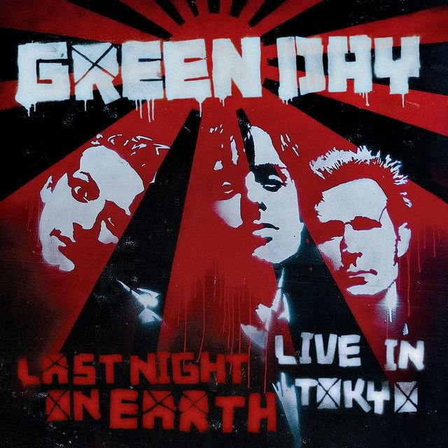 Last Night on Earth (Live in Tokyo)