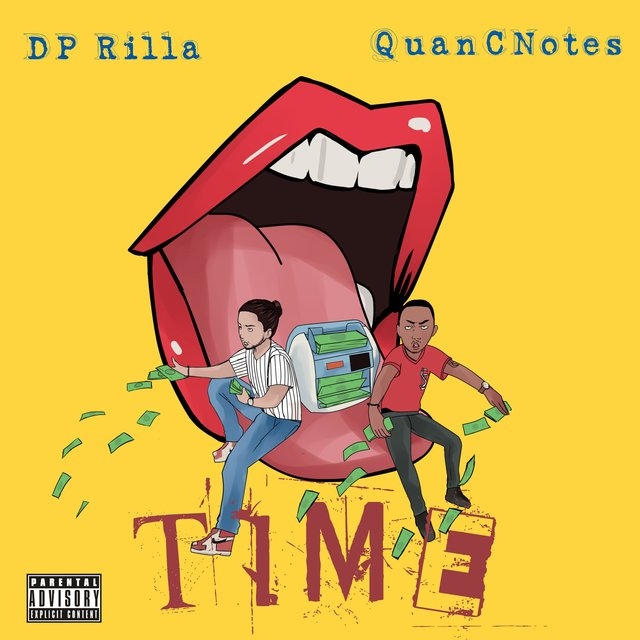 Time (feat. Quancnotes)