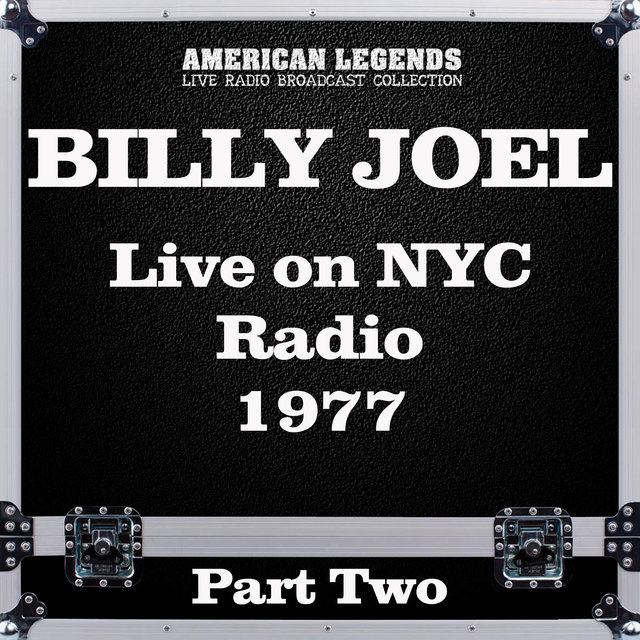 Live on NYC Radio 1977 Part Two