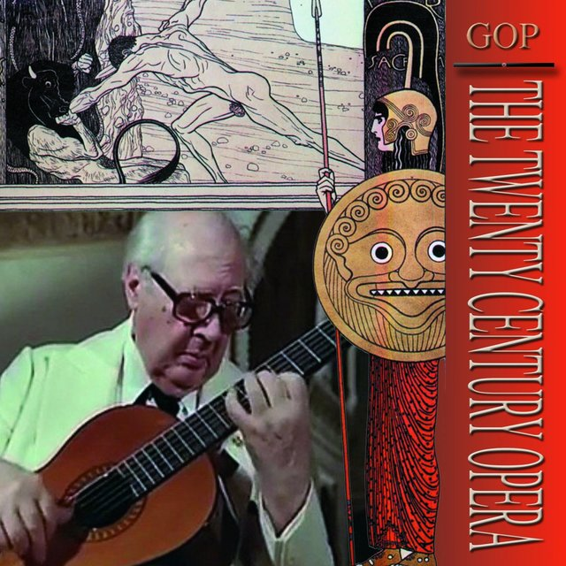 Mario Castelnuovo-Tedesco · Guitar Concerto Op. 99 - Quintet for Guitar and Strings Op. 143