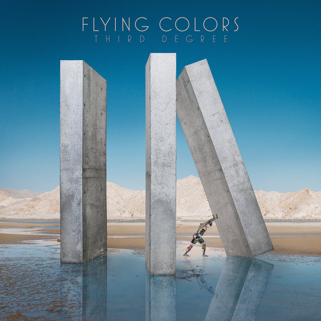 Cover art for album Third Degree by Flying Colors