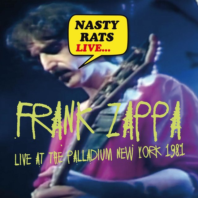 Nasty Rats - Live at the Palladium, New York 1981