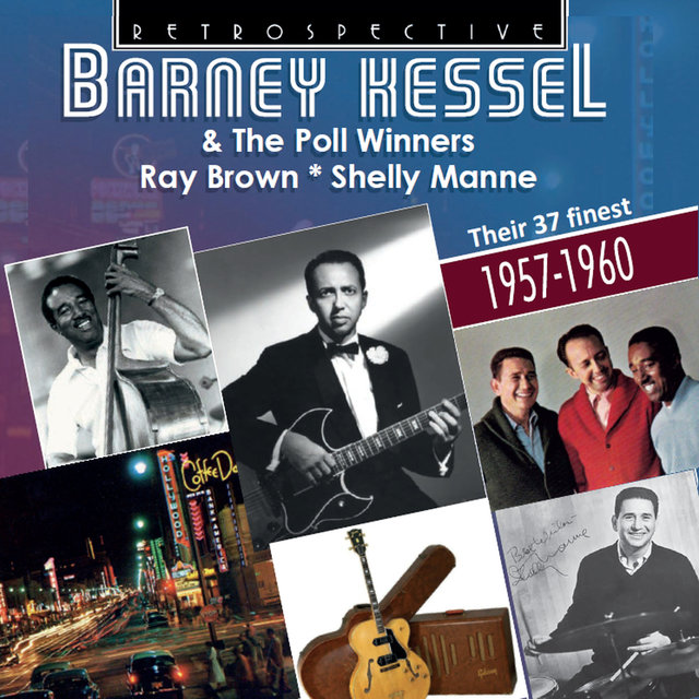 Barney Kessel & The Poll Winners